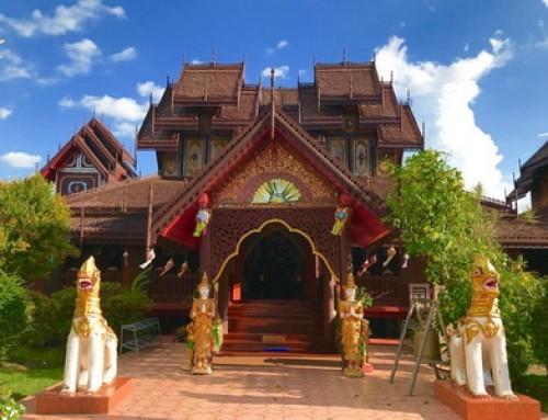 Nantaram Temple