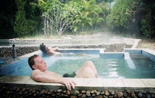 pai hot spring spa, pai half day tour, half day tour in pai, tour pai, budget tour in pai, pai join in group tour