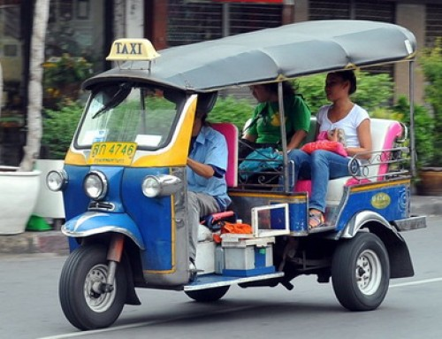 Budget11 : Chiang Mai City Tour by TukTuk