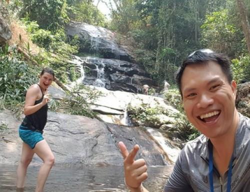 Chiang Mai Trek18 : Doi Suthep Trek
