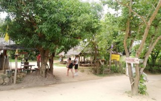 land split, land split in pai, tour pai green season, tour pai, budget tour in pai, pai join in group tour