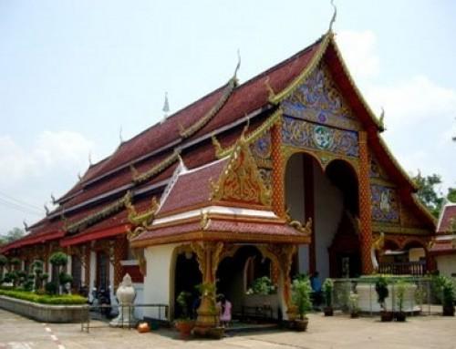 Phra Nang Din Temple