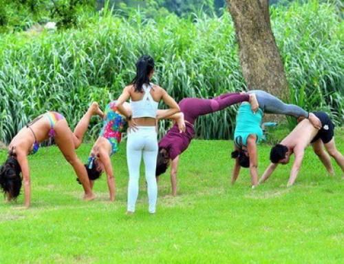 Pai Day Tour07 : Pai Yoga
