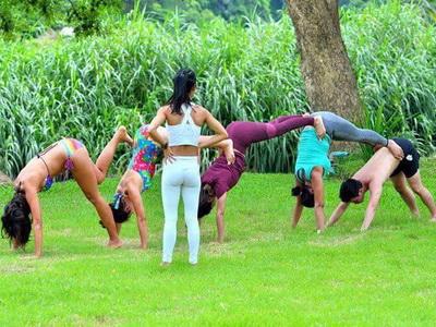 pai yoga, goga in pai, pai yoga trip. half day pai yoga, half day pai yoga trip