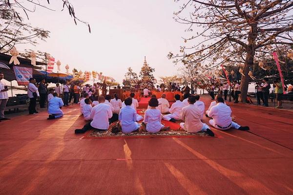tilok aram temple, tilok aram temple in prayao, wat tilok aram, wat tilok aram in prayao