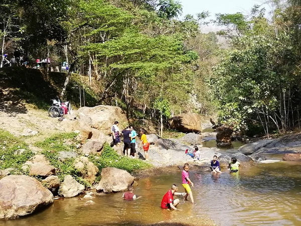 lam nam nan national park, lam nam nan, lam nam nan mountain, lam nam nan uttaradit, national parks in uttaradit