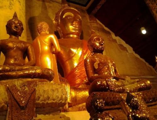 Wat Phra Barommathat Tung Yang