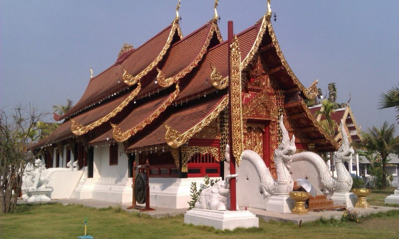 wat sri don chai, sri don chai temple, wat sri don chai in pai, sri don chai temple in pai