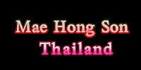 maehongson thailand